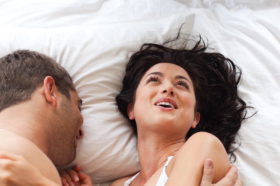 Accidental sex improves health