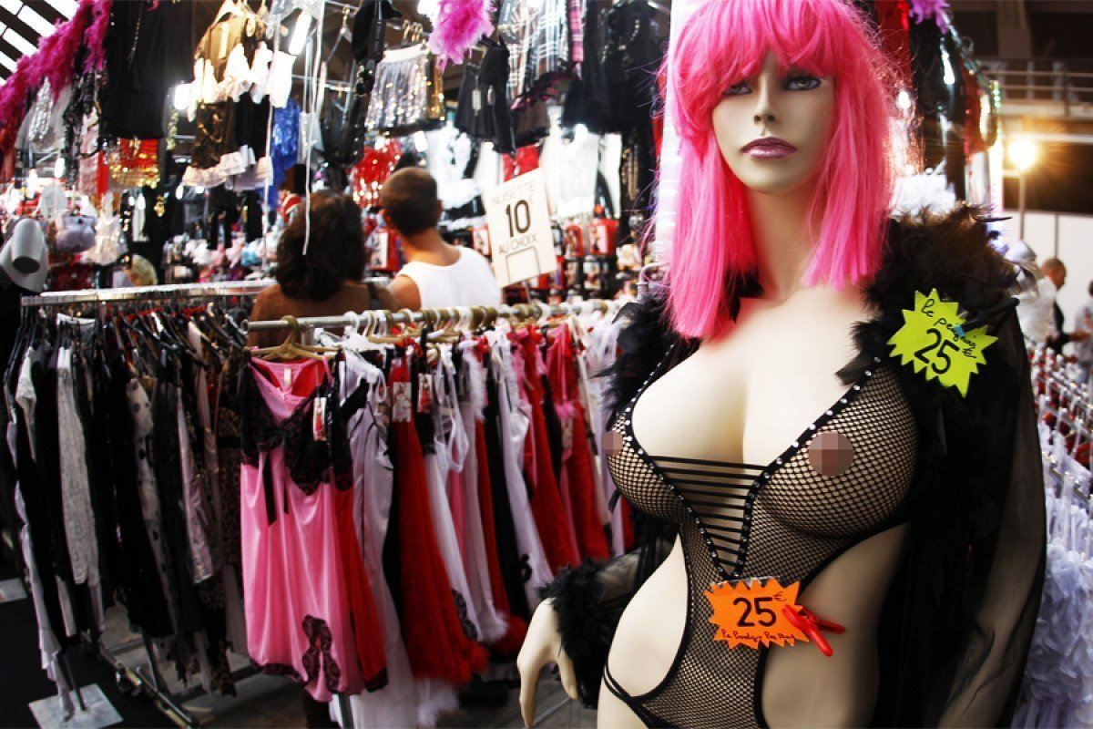 Russian consumers may be left without adult toys