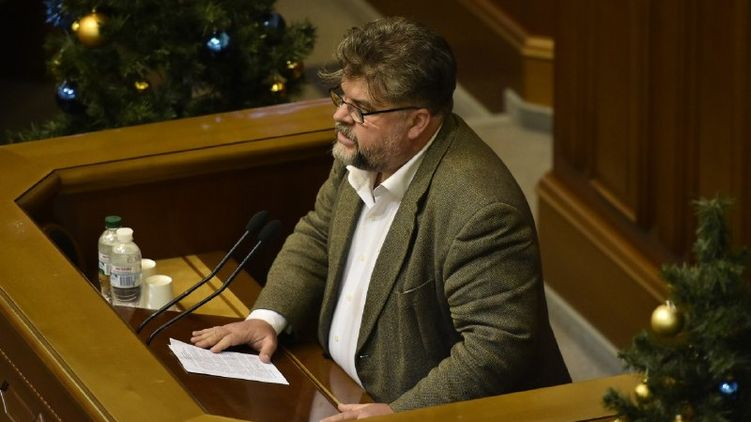 Verkhovna Rada deputy Bogdan Yaremenko was dismissed for his correspondence with a prostitute