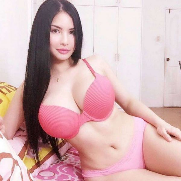 Sexy escort - independent Singapore girl Abby, 60 kg, 170 cm