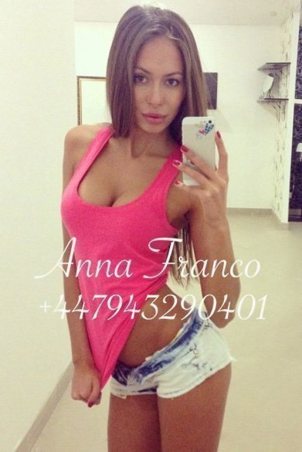 whore Anna Franco from