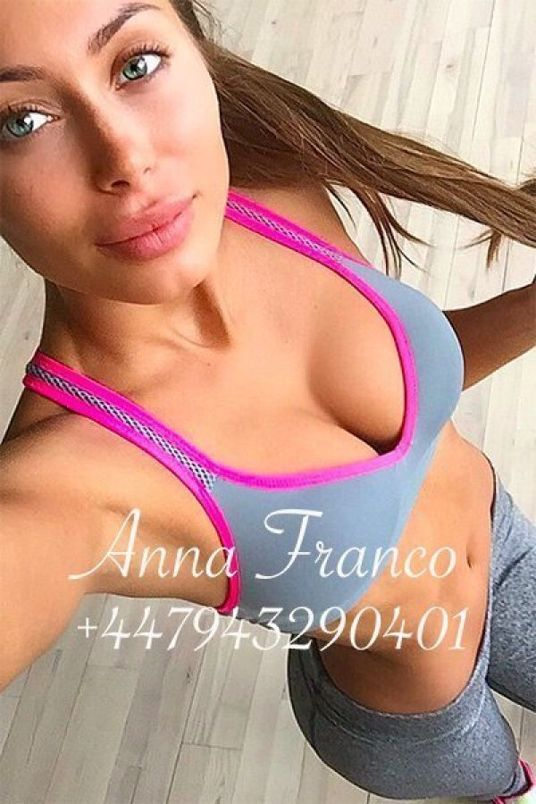 call girl Anna Franco, from